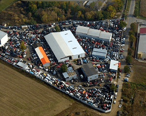 Eurovrak s.r.o. - Maxi auto vrakoviště