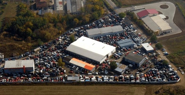 Autovrakoviště v Brně - netpromotion