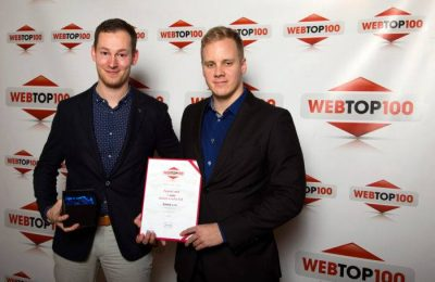 Výhra webtop100 - netpromotion group s.r.o.
