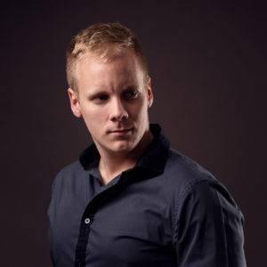 Michal Biel – UX designer