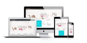 Ukázka responzivního webu veterinarkucera.cz - netpromotion group s.r.o.